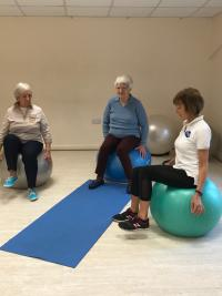 Balance and Mobility Class