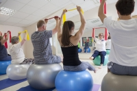 Therapy Classes with our Sport Rehabilitator Hannah Paul