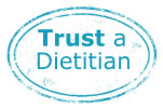 The Association of UK Dietitians campaign Trust a Dietitian